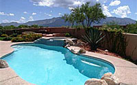 High Mesa Home, Oro Valley Arizona