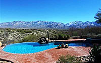 High Mesa Homes in Oro Valley
